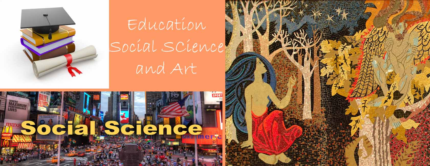 Education, Social Sciences and Arts
